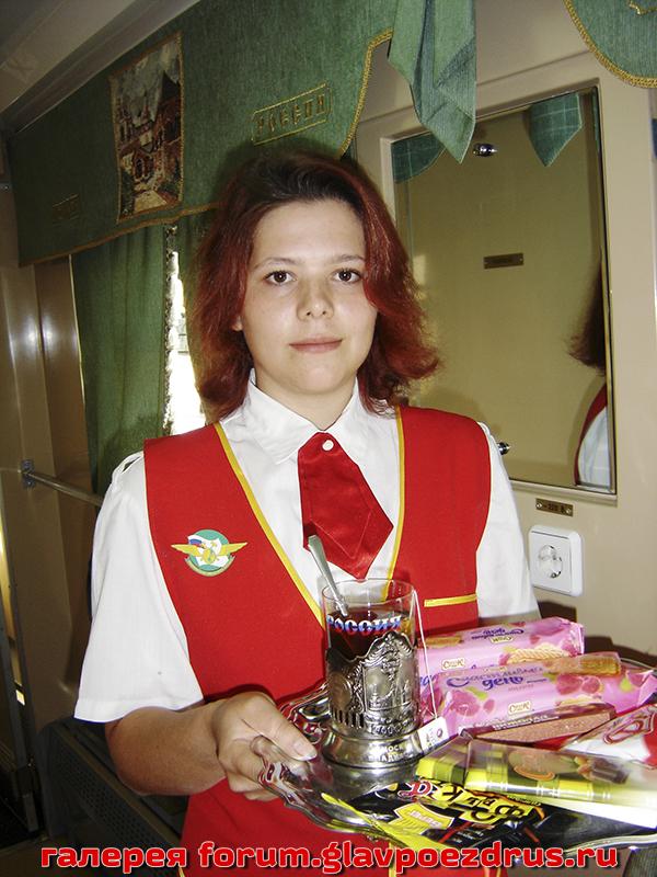 Панасенко Оксана – вчера проводник Главного поезда страны, сегодня инструктор поездных бригад.